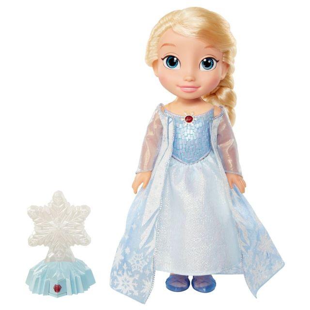 Papusa Disney Frozen,Elsa,Luminile Nordului
