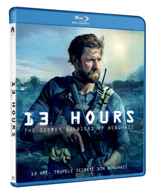 BD: 13 HOURS: THE SECRET SOLDIERS OF BENGHAZI