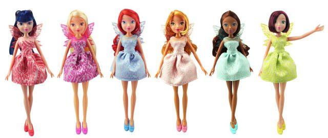 Papusa Winx Zana Fairy Miss