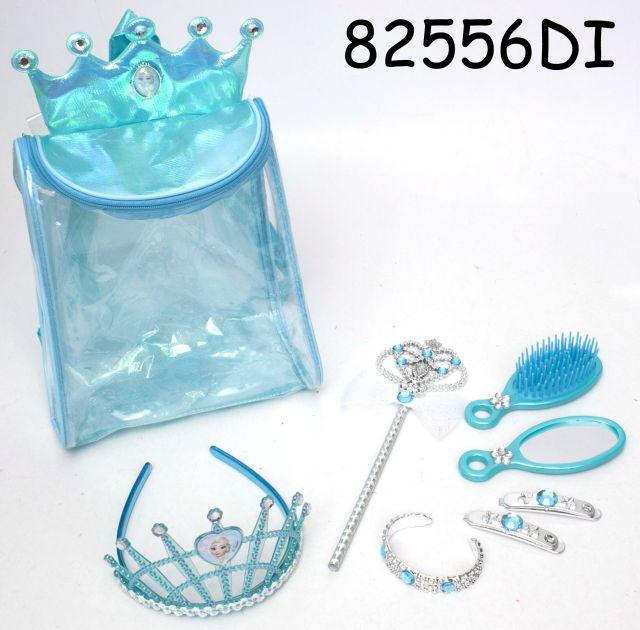 Rucsac cu accesorii pt par,Frozen