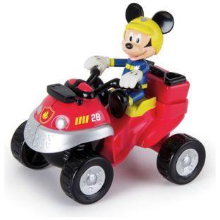 Motocicleta de pompier,Mickey