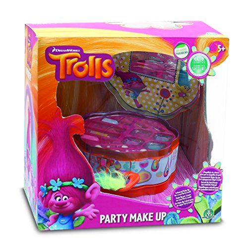 Set machiaj petrecere,Trolls