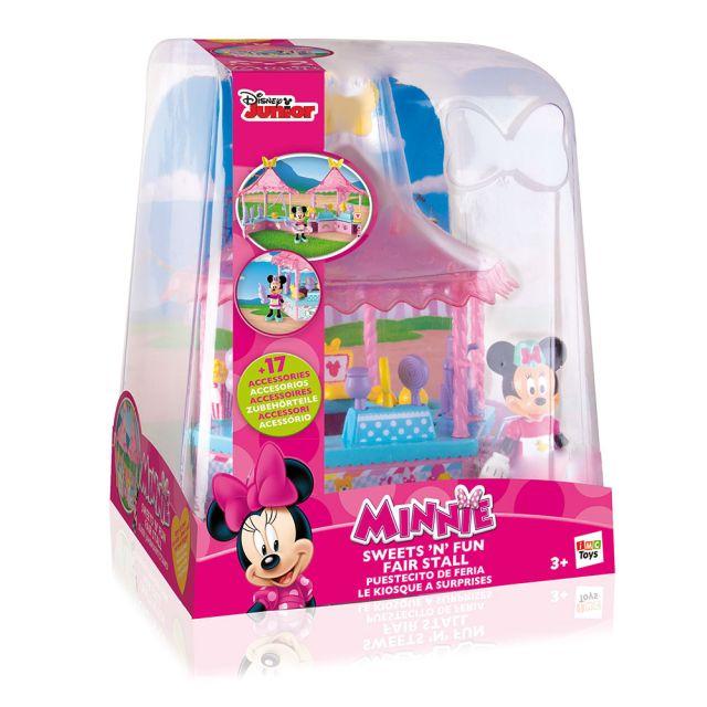 Chiosc pentru balci,Minnie