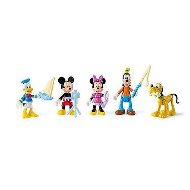 Figurina Disney,articulata,5buc/set