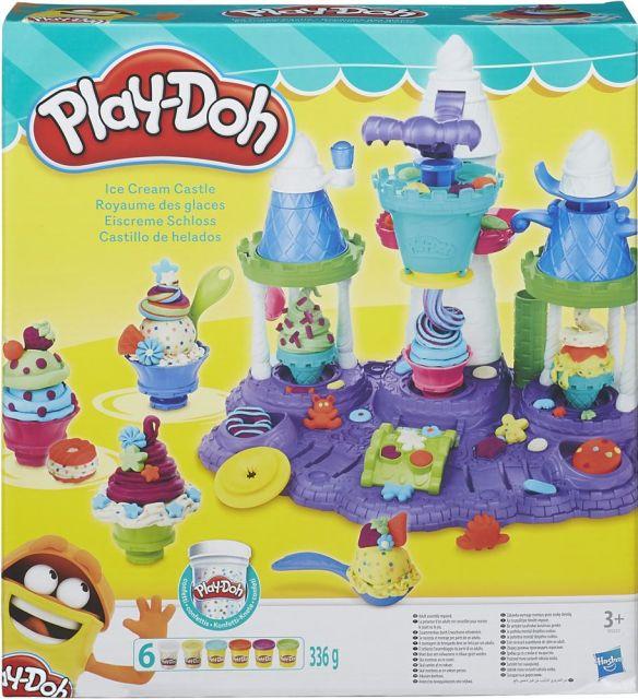 PlayDoh-Set creatie,Castelul...