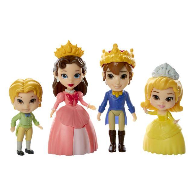 Figurina Disney,Familia regala,Sofia Intai,7.5cm