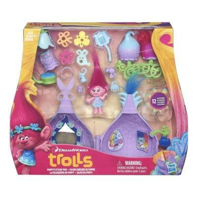 Trolls-Set tematic,Salonul lui Poppy