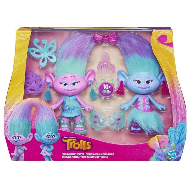 Figurina Trolls,Surorile Trolls,2buc/set