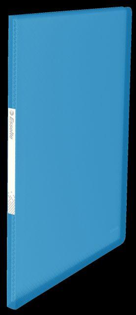 Mapa prezentare Esselte Vivida,A4,40file,albastru