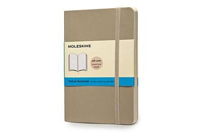 Agenda A6,Moleskine Colored,bej,puncte