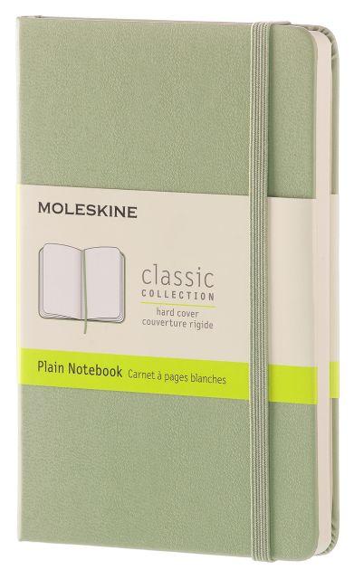 Agenda A6,Moleskine Colored,verde,velin