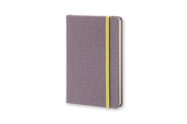 Agenda A6,Moleskine Blend,violet,dict