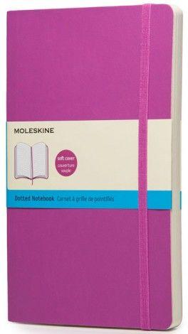 Agenda A5,Moleskine Colored,violet,puncte