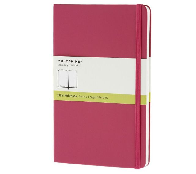 Agenda A5,Moleskine Colored,violet,velin