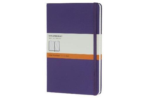 Agenda A5,Moleskine Colored,violet,liniat