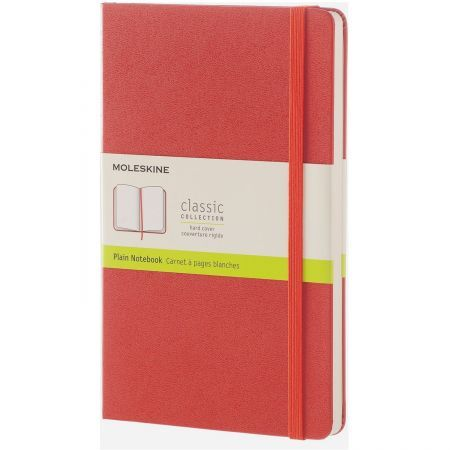 Agenda A5,Moleskine Colored,orange,velin