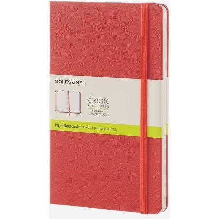 Agenda A5,Moleskine Colored,orange,velin
