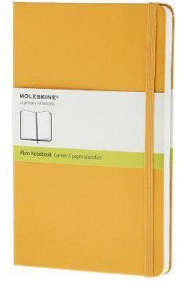 Agenda A5,Moleskine Colored,galben,velin