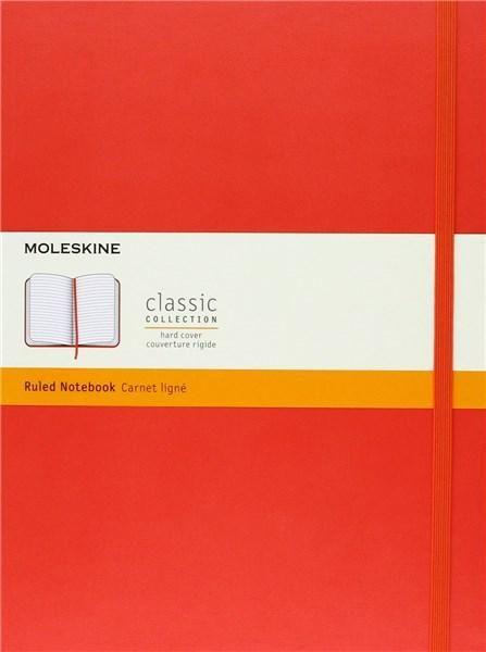 Agenda 19x25cm,Moleskine Colored,bej,liniat