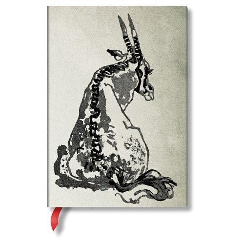 Agenda midi,Solitary Oryx,liniat