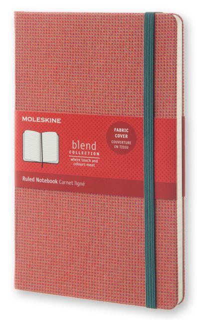 Agenda A5,Moleskine Blend,rosu,dict