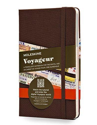 Agenda A5,Moleskine Voyageur
