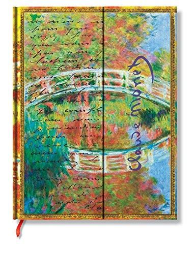 Agenda ultra,Monet,Bridge,velin