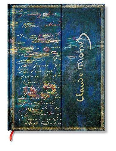 Agenda ultra,Monet,Water Lilies,liniat