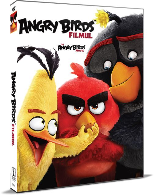 ANGRY BIRDS MOVIE - ANGRY...