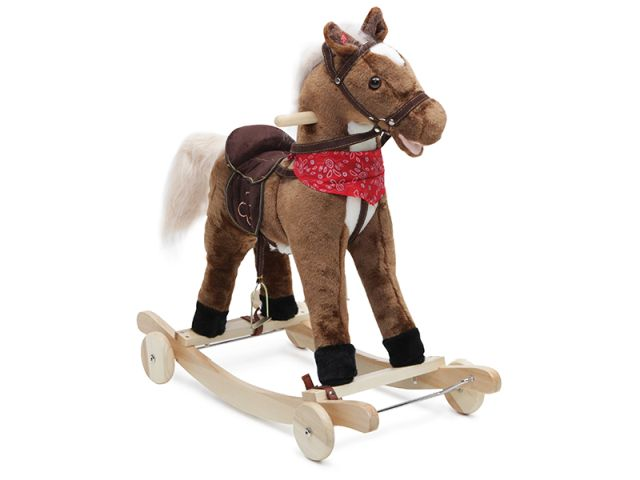 Calut balansoar cu roti pentru copii Moni Chipper GS2031W