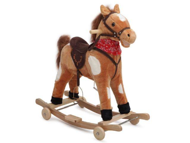 Calut balansoar cu roti pentru copii Moni Thunder GS2021W