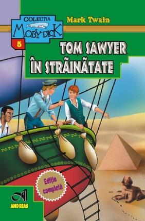 TOM SAWYER IN STAINATAT E