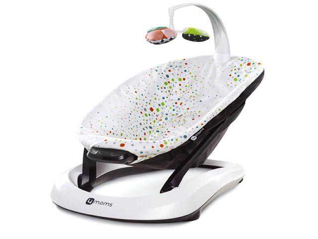 Balansoar Electric 4moms BounceRoo Multicolor Plush