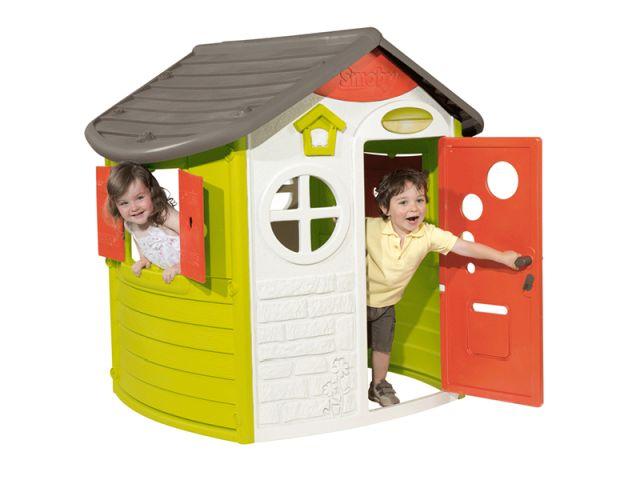 Casuta de joaca SMOBY Jura Cottage 310263