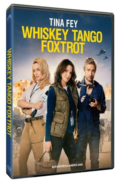 WHISKEY TANGO FOXTROT - REPORTERITA AMERICANA