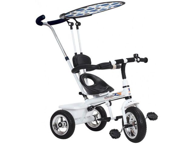 Tricicleta copii Baby Mix 7020711 White
