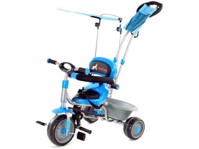 Tricicleta Pentru Copii MyKids Rider A908-1 Albastru