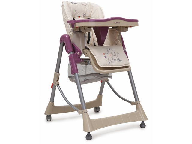 Scaunul de masa pentru copii...