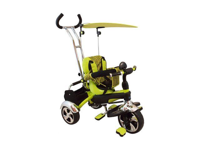 Tricicleta copii Baby Mix GR01 Green