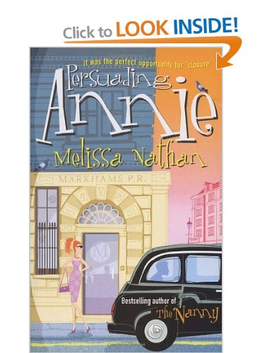Persuading annie, Melissa Nathan