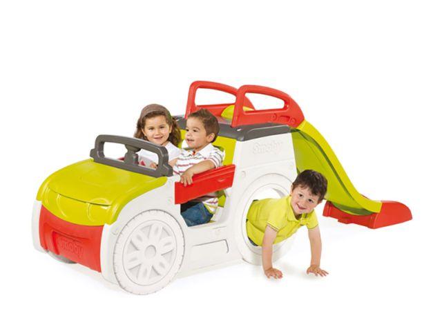 Tobogan copii Smoby 840200 Adventure Car