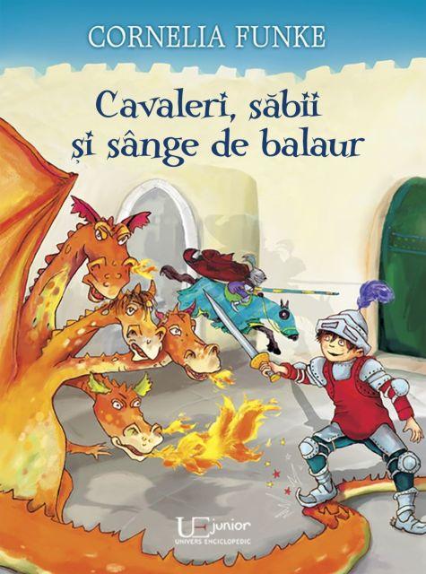 CAVALERI, SABII SI SANGE DE BALAUR