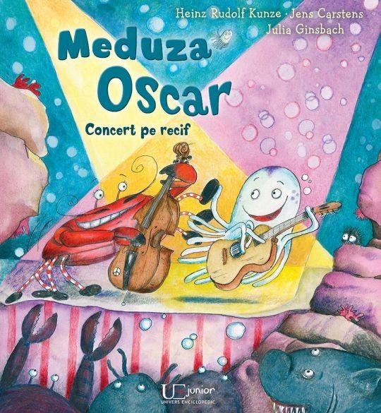 MEDUZA OSCAR. CONCERT PE RECIF