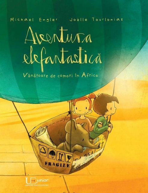 AVENTURA ELEFANTASTICA. VANATOARE DE COMORI IN AFRICA