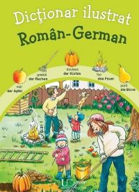 DICTIONAR ILUSTRAT ROMAN-GERMAN