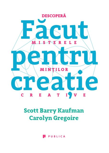 FACUT PENTRU CREATIE