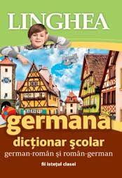 DICTIONAR SCOLAR ROMAN-GERMAN