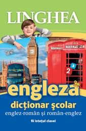 DICTIONAR SCOLAR ROMAN-ENGLEZ