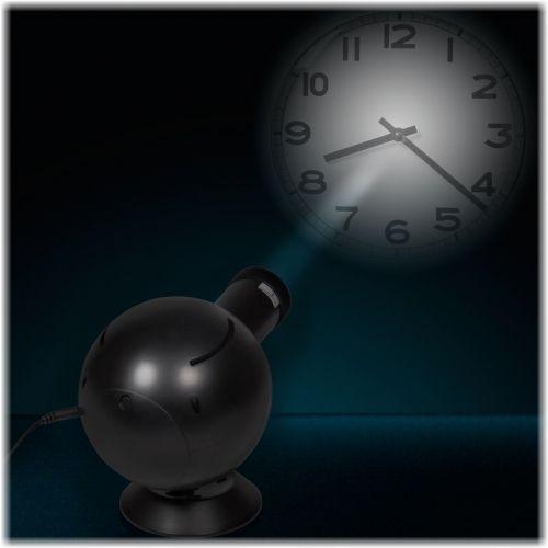 Proiector ceas analog