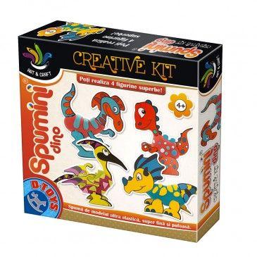 Spumini-Set creatie,Dinozaur